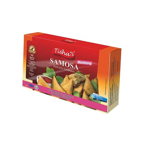 TISHA'S Potato Samosa