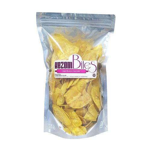 HEZOM Crisp Banana Crackers (170g)