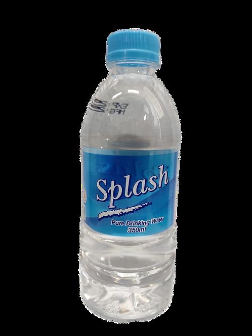 Splash Drinking Water 500ml (24 Bottles)