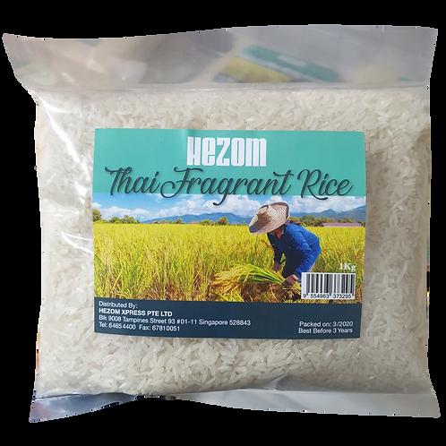 HEZOM Thai Fragrant Rice (1kg/25kg)