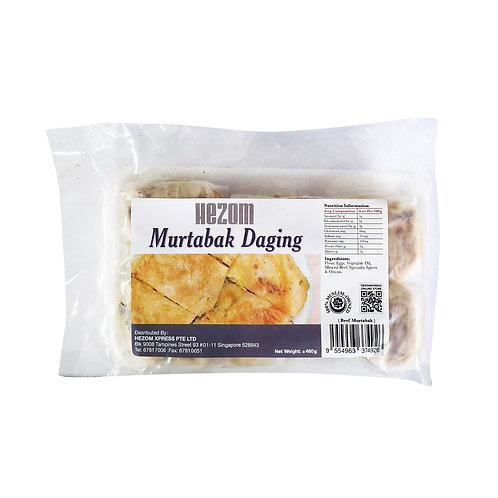 HEZOM Murtabak Daging (460g)