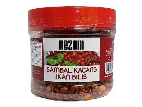 Hezom Sambal Kacang Ikan Bilis