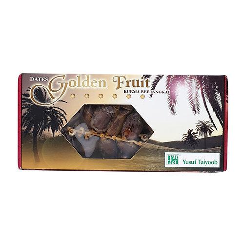 YUSUF TAIYOOB Kurma Bertangkai Tunisia - Golden Fruit (500g)