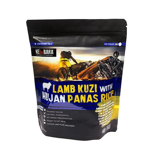 KEMBARA Lamb Kuzi with Hujan Panas Rice (370g)