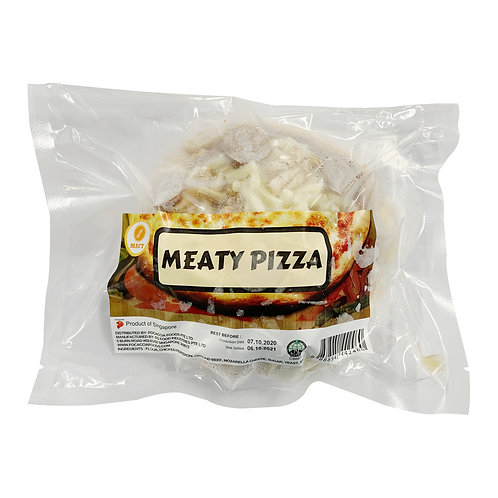 "Macy 6"" Meaty Pizza"