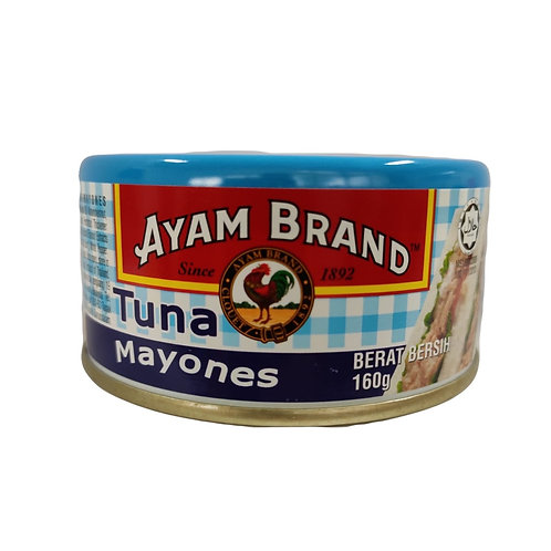 Ayam Brand Tuna Mayonese Spread (160g)