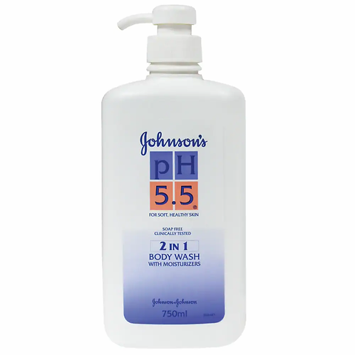 Johnson's Bodywash PH5.5