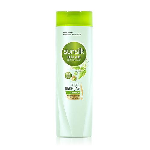 SUNSILK Hijab Shampoo Antioxidant Buah Tin (320ml)