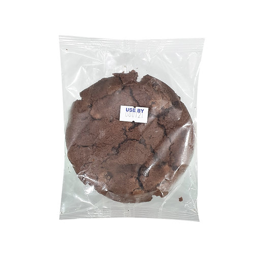 Chilled Double Chocolate Cookie (100g)