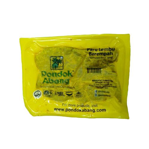 PONDOK ABANG Marinated Beef Lung (500g)