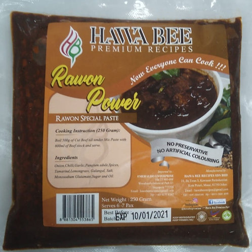 Hawa Bee Rawon Power 250g
