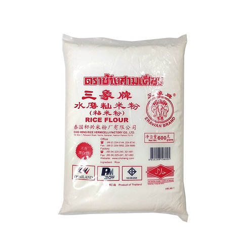 ERAWAN BRAND Rice Flour (600g)
