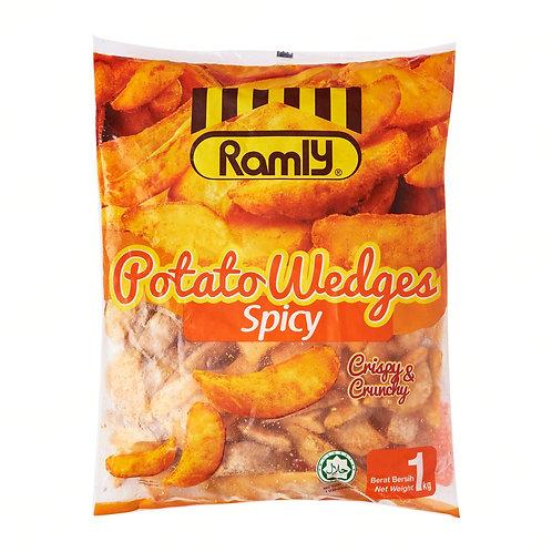 RAMLY Potato Wedges (1kg)