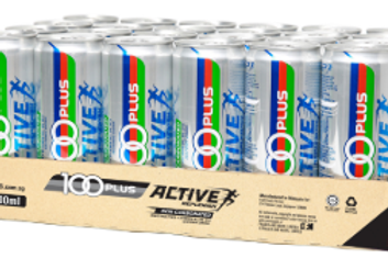 100 PLUS Active (300ml x 24)
