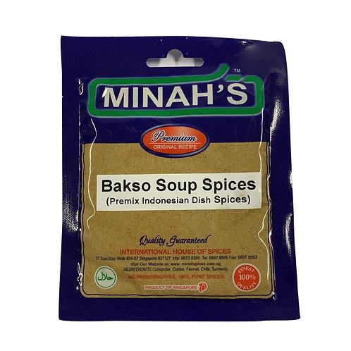 MINAH'S Bakso Soup Spices (50g)