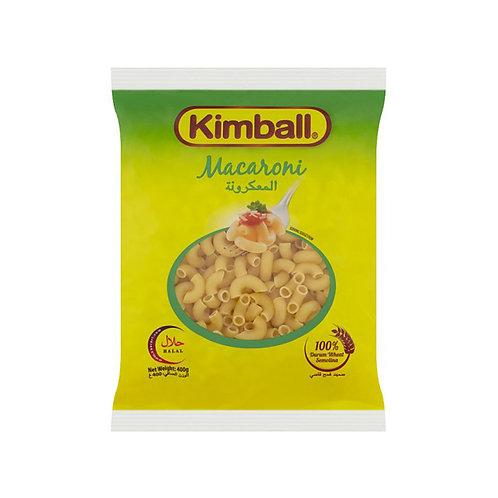 KIMBALL Macaroni Pasta (400g)