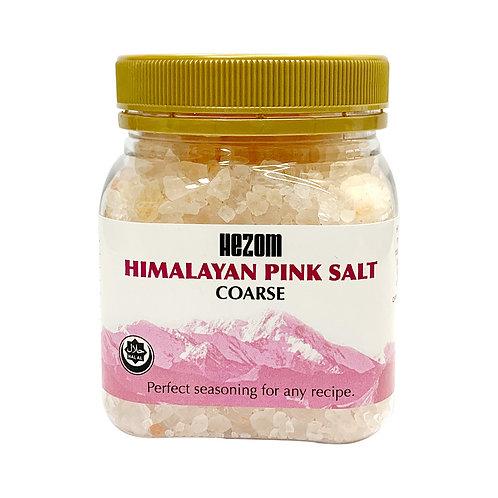 HEZOM Himalayan Pink Salt - Coarse (300g)