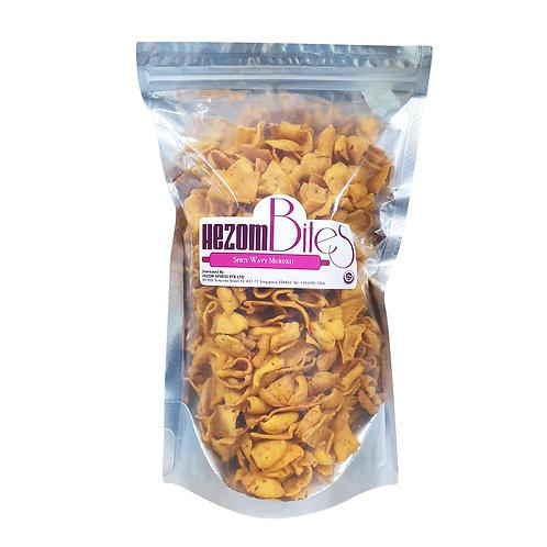 HEZOM Spicy Wavy Muruku (300g)