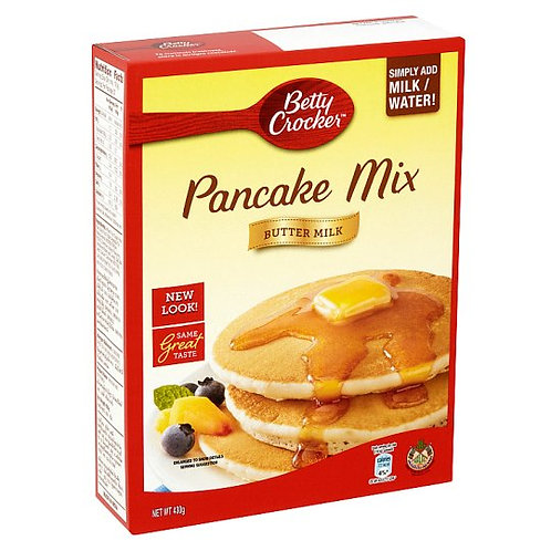 BETTY CROCKER Pancake Mix Buttermilk (430g)