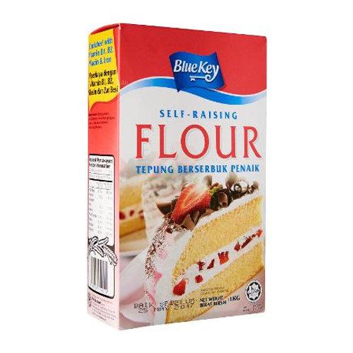 BLUE KEY Self-Raising Flour (1kg)