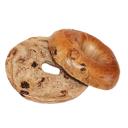 Frozen Regular Bagel Cinnamon Raisin (5pcs/95g)