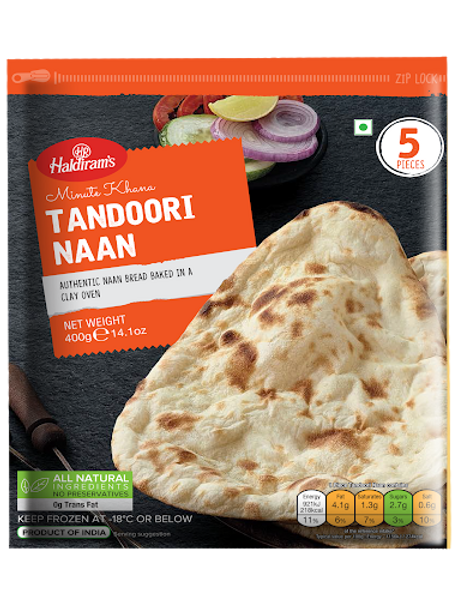 HALDIRAM'S Tandoori Naan
