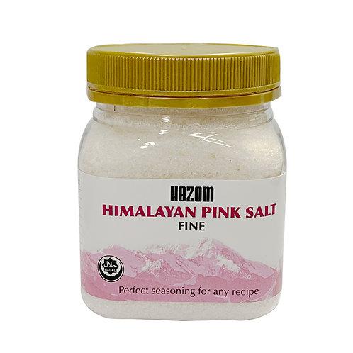 HEZOM Himalayan Pink Salt - Fine (300g)