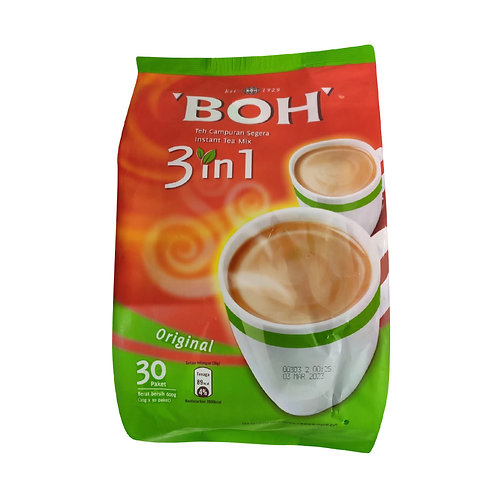 BOH 3 in 1 Original (30pkts)