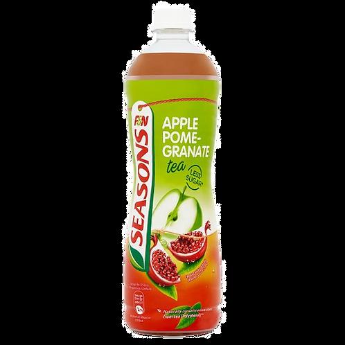 Seasons Apple Pomegranate (1Litre x 12)