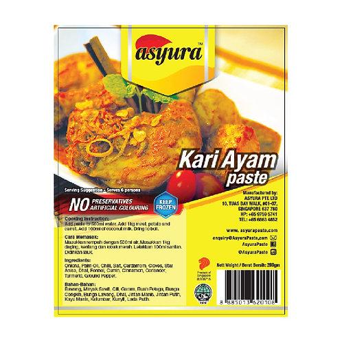 ASYURA Kari Ayam Paste