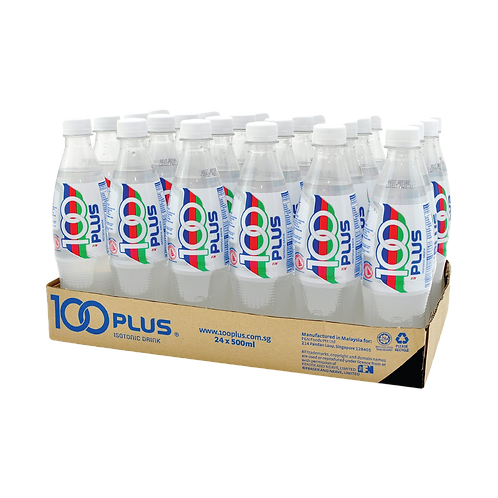 100 PLUS Original (500ml x 24)