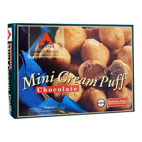 AMSTAR Mini Cream Puff