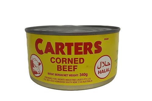 Carters Corned Beef 340g