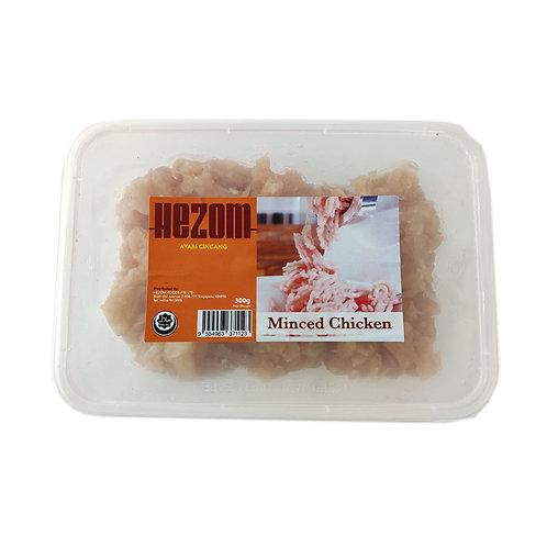 HEZOM Minced Chicken (300g)