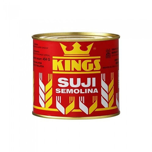 KINGS Suji Semolina (454g)
