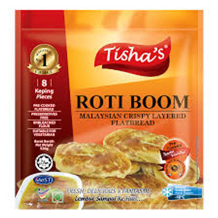 Tisha's Roti Boom  (8 pcs)