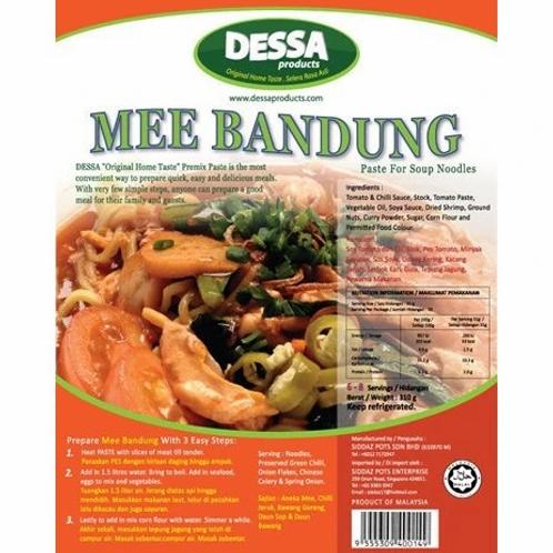 Dessa Mee Bandung