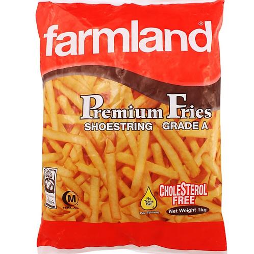 FARMLAND Shoestring Fries (1kg)