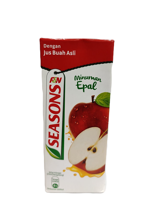 SEASONS Apple Drink (250ml x 24)