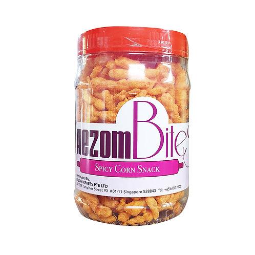 HEZOM Spicy Corn Snack (130g)