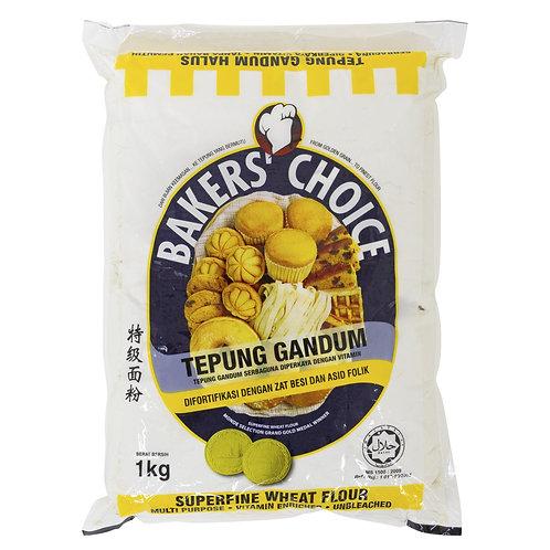 BAKERS' CHOICE Tepung Gandum (1kg)