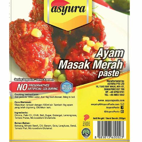 Asyura Ayam Masak Merah Paste