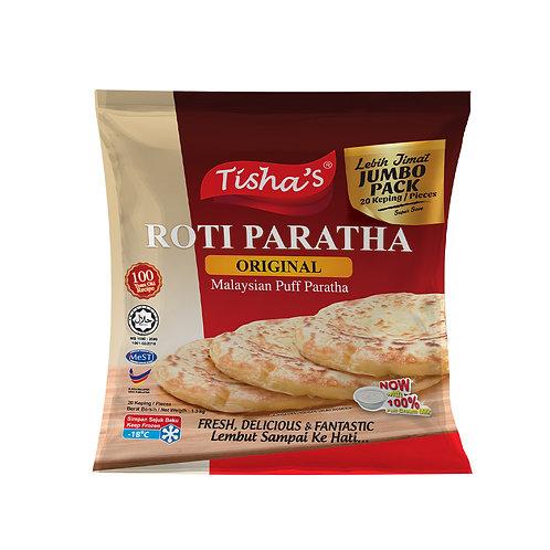 TISHA'S Roti Paratha Original Jumbo