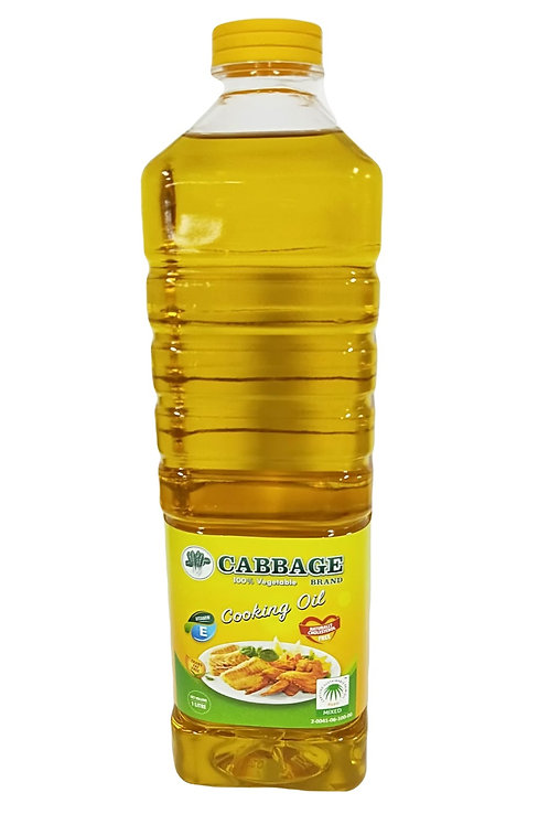 Cabbage Cooking Oil (1 Litres)