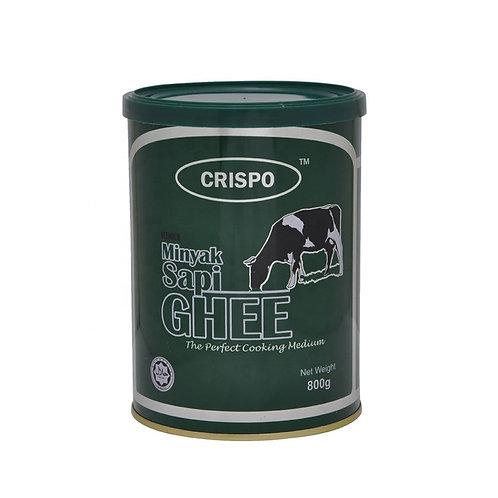 CRISPO Minyak Sapi Ghee (800g)