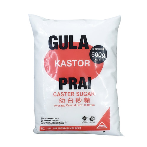 PRAI Caster Sugar (500g)