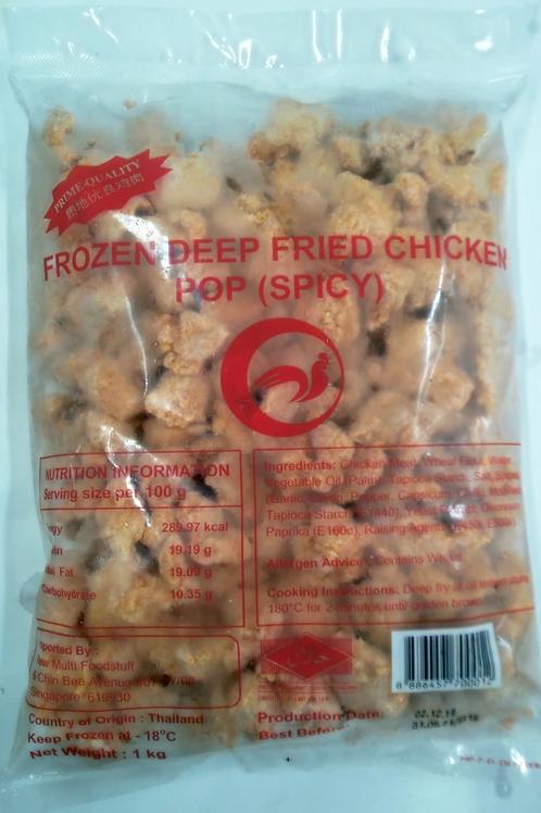 NMF Chicken Pop Spicy 1kg