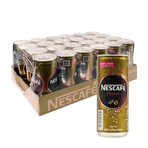 NESCAFE Original Milk Coffee (240ml x 24)