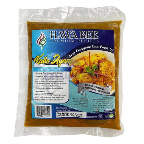 HAWA BEE Kalio Ayam (250g)