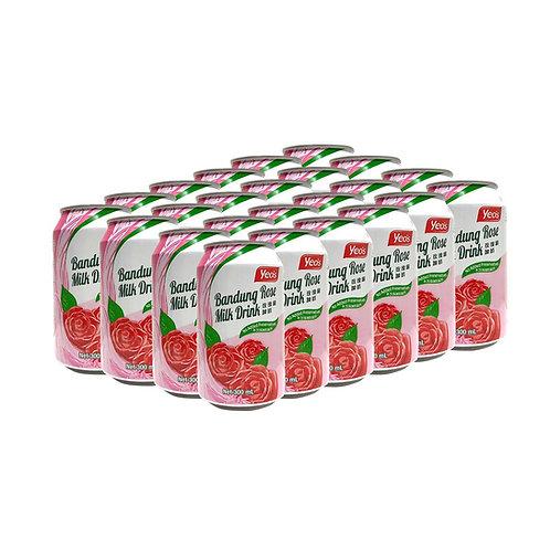 YEO'S Bandung Rose Milk (300ml x 24)